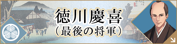 徳川慶喜(最後の将軍)